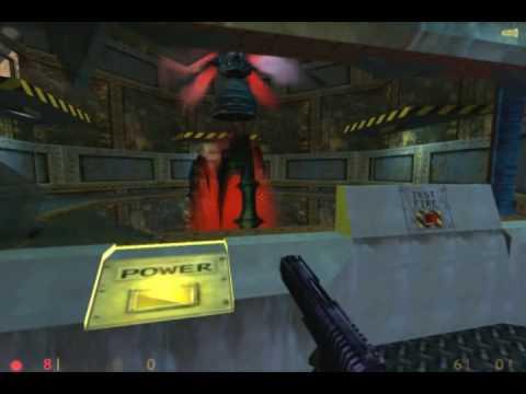 Games Haters - Сюжет Half-Life (1 часть)