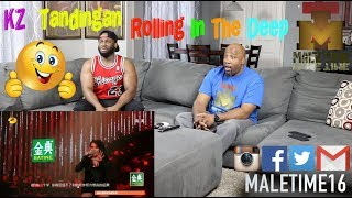 "Download Lagu KZ Tandingan ""Rolling In The Deep"" ""Singer 2018"" Episode 5. (Reaction) Gratis STAFABAND"