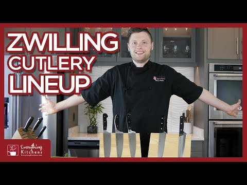 Zwilling Knives Review + J.A. Henckels Knife Review - All Knives Overview