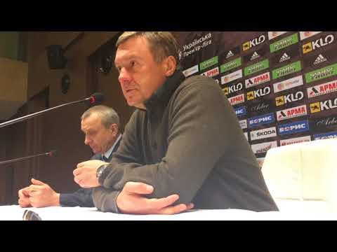 Александр Хацкевич - Динамо 4:0 Ворскла