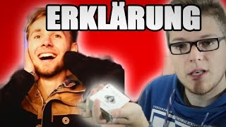 2 CARD MONTE ERKLÄRUNG | TUTORIAL DEUTSCH GERMAN (Kartentrick)