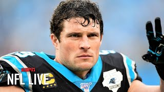 Luke Kuechly is respected by NFL players that never met him – Marcus Spears | NFL Live