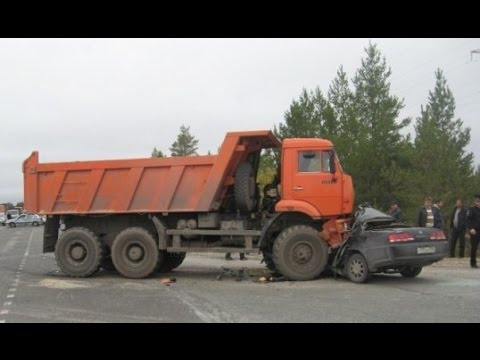 Truck Crash Compilation September 2014 part 2