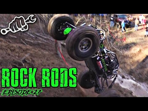 MOONLIGHT OFFROAD BOUNTY HILL 2017 - Rock Rods Episode 27