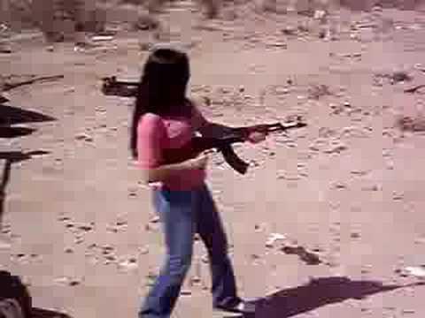Cuerno de Chivo AK 47
