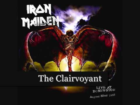 Iron Maiden - album Live At Donington (alla songs)