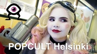 Popcult Helsinki 2016 Cosplay Video