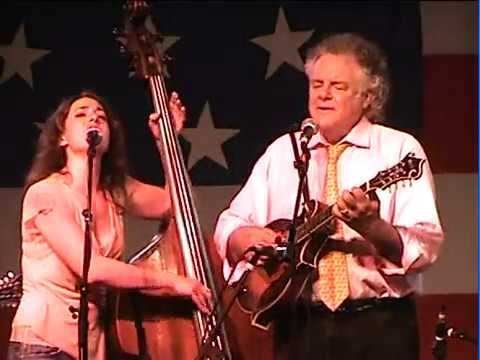 "Peter Rowan, Tony Rice, ""Cold Rain and Snow,"" 3/26/2005, Live Oak, FL"