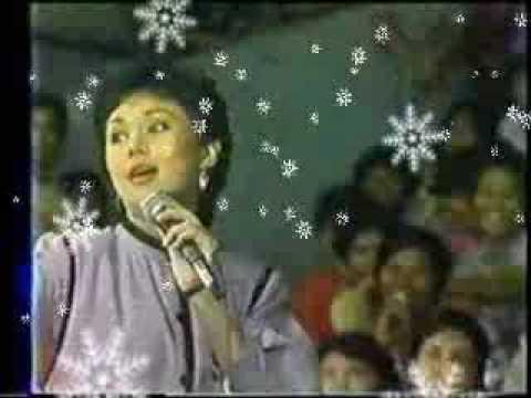 I Saw Mommy Kissing Santa Clause - Vilma Santos