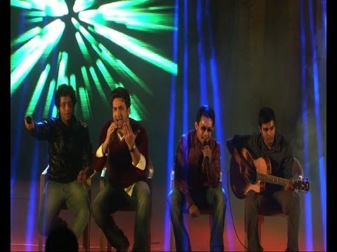 Film 'Heartless' singers perform live