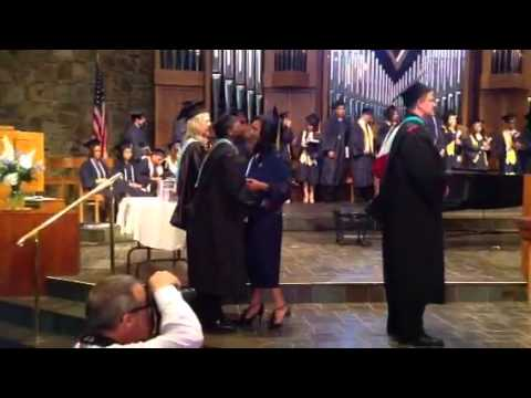 Official graduate of Spencerville Adventist Academy - 07/03/2013