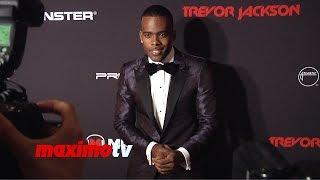 Singer Mario | Trevor Jackson's Monster 18th Birthday Party | ARRIVALS