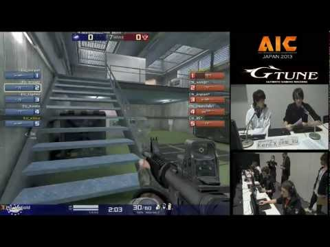 AIC 2013 - Sec,KILL [China] vs CrackHeads [EU] (set1)