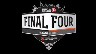 Fenerbahce - Real Madrid EuroLeague 2017 F4 May 19th, 2017
