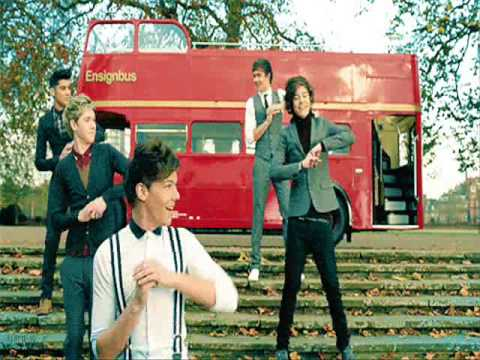 One Direction bailando chacarera