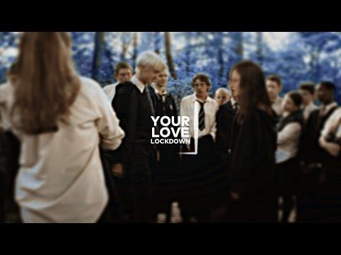 fem!Harry+Draco [Love Lockdown]