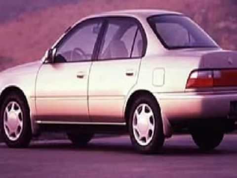1997 TOYOTA COROLLA Marlow Heights MD (301) 899-6000 http://beltwaytoyota.com For more information on this vehicle and our full inventory, call Mike Brodeur ...