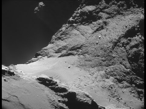 The comet Churyumov-Gerasimenko called the abode of alien life Philae comet could be home alien life
