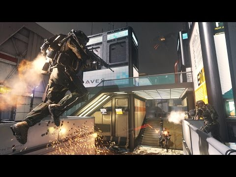 Call of Duty Advanced Warfare - DLC Trailer (PS4/Xbox One)