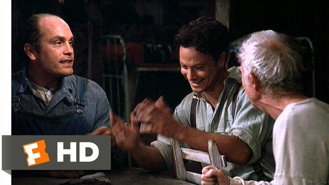 Of Mice and Men (5/10)... Of Mice And Men 1992 George