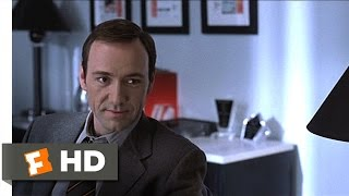 American Beauty (5/10) Movie CLIP - Lester Blackmails Brad (1999) HD