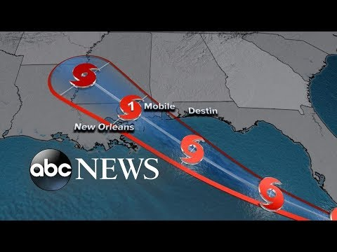 Tropical storm Gordon slams Florida