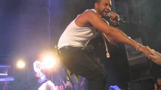 Shaggy Luv Me Luv Me Jamaican Whine Live Bristol Uk 2014