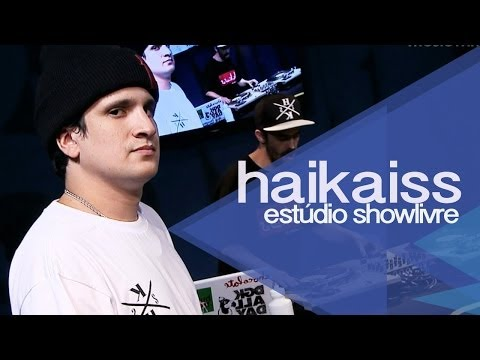 """A praia"" - Haikaiss no Estúdio Showlivre 2013"