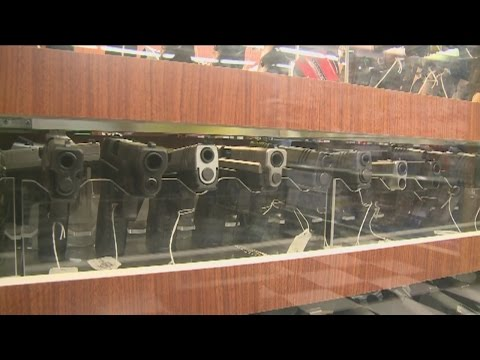 Otero County Commissioners approve weapons in workplace