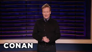 Conan On The First Time Trump Caused A Woman To Feel Ecstasy - CONAN on TBS