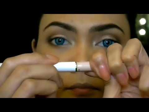 Tutorial Make Up Mata Pertama Rina Nose