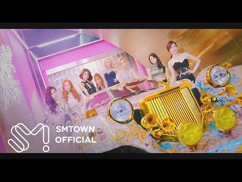 Girls' Generation 소녀시대 'You Think' MV