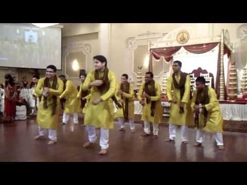 Bollywood Dance   Wedding Song Medley
