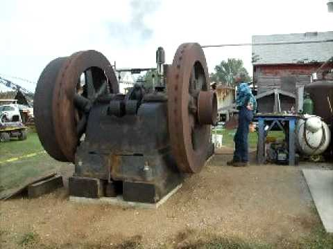 Chicago Pneumatic 100hp Crank View