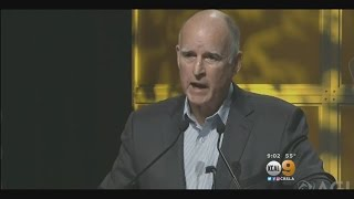 Governor Brown Viws To Fight President-Elect Trump On His Energy Policies