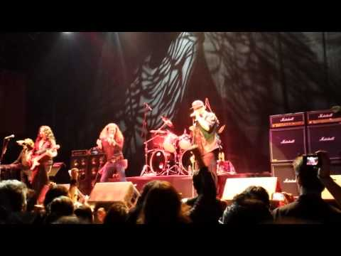 DIO Disciples - Long Live Rock N Roll México 2014