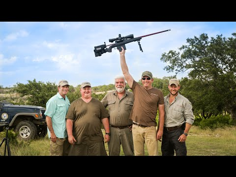 3800 Yard Long Range Shot by HCR Team