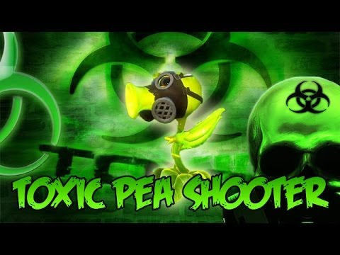 Lets Play: Toxic Pea Shooter -  Plants Vs. Zombies: Garden Warfare