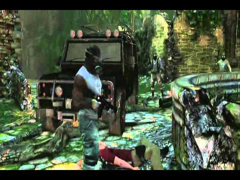 Uncharted 3: Drakes Deception Multiplayer Trailer