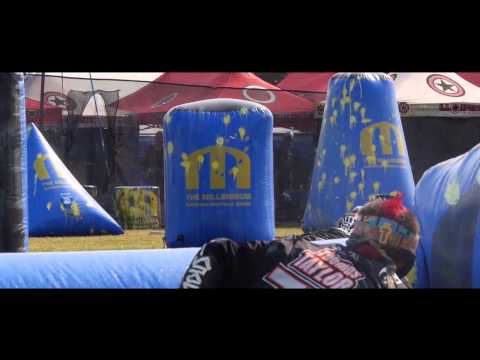 Awesome 2014 Millennium Series Paintball Video by 141 Paintball