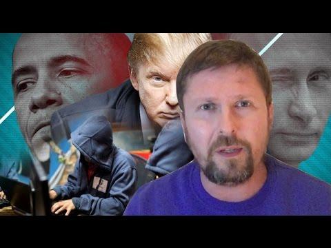 Хакеры, Путин, дипломаты.