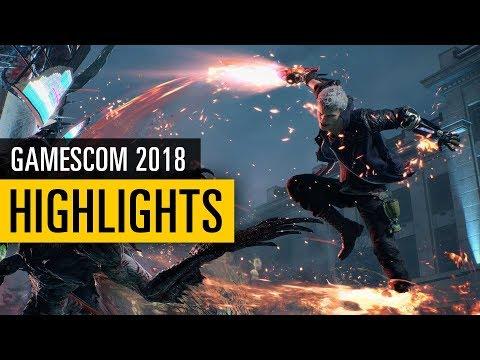 gamescom 2018 HIGHLIGHTS | Darauf freut sich unsere Redaktion