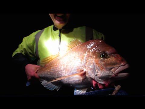 Snapper Fishing Chasing Big Red In Western Port - SpedzaGoFishTv