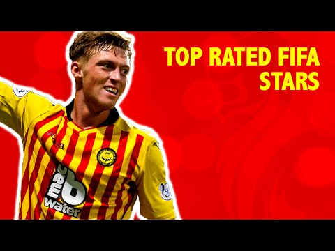 Top Rated FIFA Stars // SPFL Extra