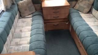 2003 Swift Accord 390 2 berth caravan + motor mover qualitycaravans.co.nz 0211281570