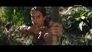'Tomb Raider' trainers teach Lara Croft-style transformations
