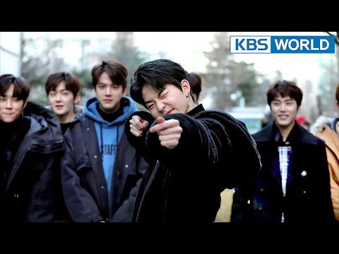 뮤직뱅크 출근길 - OH MY GIRL, THE BOYZ, MXM, N.Flying, MOMOLAND, etc (MusicBank/2018.01.12)