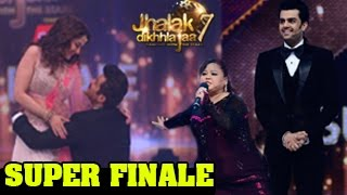 Jhalak Dikhhla Jaa 7 20th September 2014 SUPER FINALE Episode | Fun, Masti & RESULTS