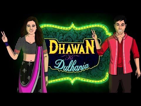 Badrinath Ki Dulhania Spoof Motion Poster    Shudh Desi Endings
