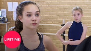 Dance Moms: Maddie vs. Brynn: Solo Showdown (Season 6 Flashback) | Lifetime